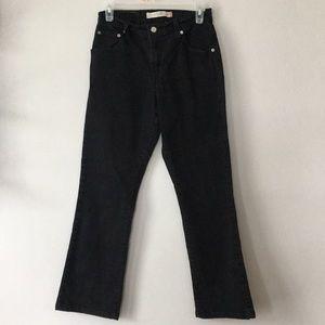 Levi's 550 Classic Bootcut Jeans Women's Size 6M